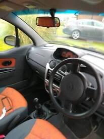 Chevrolet matiz 1.0 SE 08 reg not Citroen c1