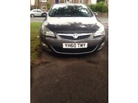 Vauxhall Astra exclusive 1.4 petrol