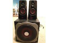 Trust 2.1 speaker system
