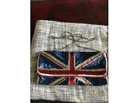 Monsoon / accessorise Union Jack bag