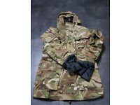 Army combat feild jacket all weather