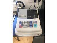 Sharp electronic cash register XE-A102