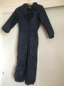 Child's Trespass suit