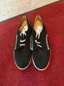 New GRAM shoes.