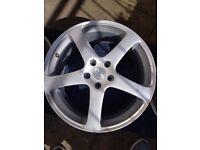 Alloy wheels 18inch x4