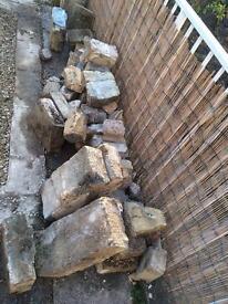 Rubble/bricks/hard core
