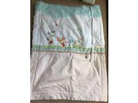 Never Been Used - Baby/Toddler Zip-Up Quilt/Sleeping Bag