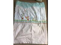 Never Been Used - Baby/Toddler Zip-Up Quilt/Sleeping Bag