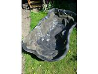 Free for collection pond liner