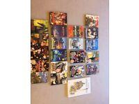 HUGE lot of ANIME ,MANGA ,STUDIO GHIBLI etc Graphic Novel,DVD, Blu Ray ,Naruto , Death Note, Bleach