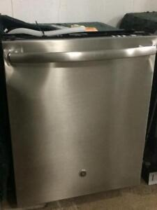 Scratch and Dent GE Stainless Steel Dishwasher, Free 30 Day Warranty