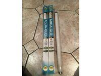 """Juwel T8 flouresant bulbs/tubes 18"""" X 3"""