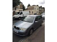 Skoda Fabia, MOT 2018 Everything is working great, starts and drives very good!.