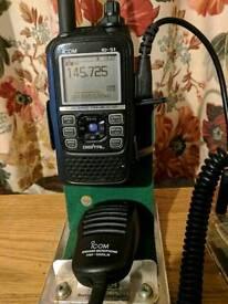 Icon 5100 e dstar handheld