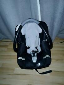 Bebeconfort baby car seat