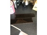 £10 for 42 black High gloss wall tiles.Collection only!