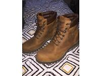 Men's Size 7 Used Timberland Boots