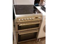 Hotpoint halogen Electric Double oven