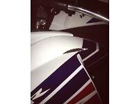 Honda cbr 125 fairings