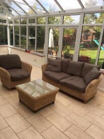 Marks & Spencer's Conservatory furniture set