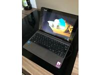 """ASUS 10.1"""" Transformer Book T100H HD Intel Atom Quad Core Grey 2in1 Laptop tablet Samsung Sony"""