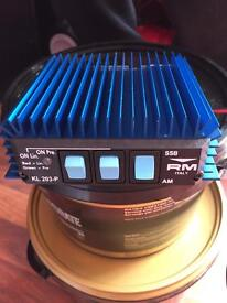 RM Italy KL203-p linear amplifier