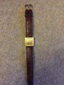 Boucheron unisex watch