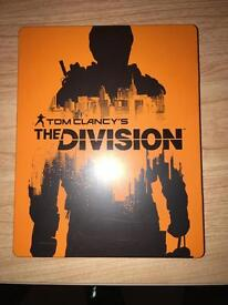 Tom Clancy the division limited edition case