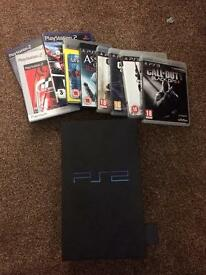 PlayStation 2 and 13 games