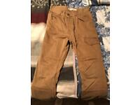 River Island Mens trousers (32R)