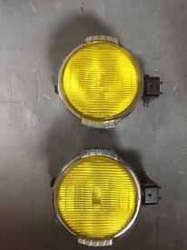 Mitsubishi fog lights