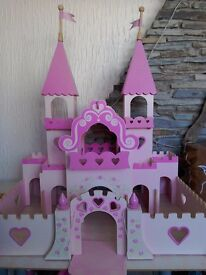 ELC Wooden Palace