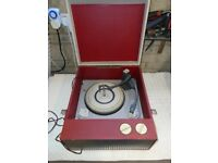 Record Player BSR Turntable 1960,s