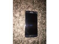 Samsung galaxy s7 gold 32gb on o2