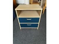 2 Bedside Drawers (£7.50 each or £10 both)