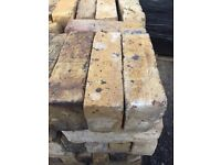 reclaimed yellow stock bricks, and multi stock bricks!!!!!!!!!1000's in stock!!!