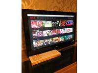 "Cheap & Cheerful LG 32"" Full 1080p HD LCD Digital FreeView TV, FREE WALL BRACKET & FREE DELIVERY"
