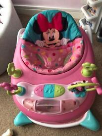 Minnie Mouse Walker like new