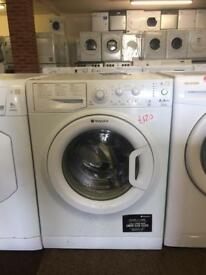 8KG HOTPOINT WASHER/WASHING MACHINE WITH GUARANTEE⭐️🇬🇧£120🇬🇧⭐️
