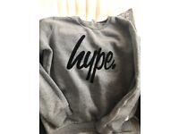 Boys hype jumper