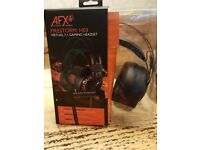 3 x AFX Firestom H03 Virtual 7.1 Gaming headset