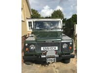 LAND ROVER DEFENDER 90 TURBO excellent condition