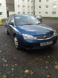 2006 Ford Mondeo LX 1-8cc