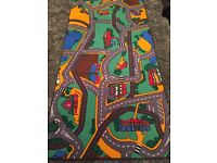 large car play mat