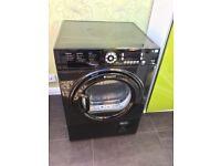 Hotpoint Condenser Tumble Dryer in Black