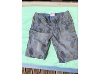 Men's shorts size 32w or M each £2