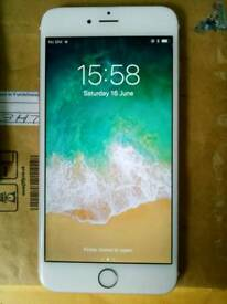 Iphone6s Plus unlocked