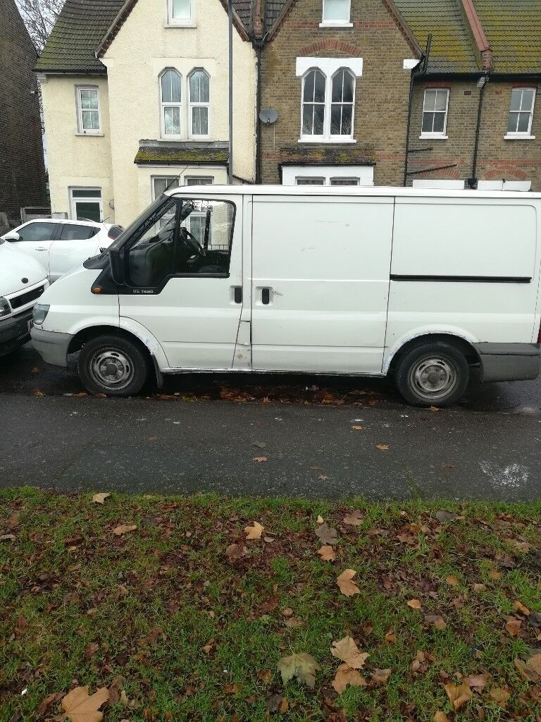 53f8886165 Ford transit van start drive good cheap van ready for work mot and taxed  ready to drive 55 reg van