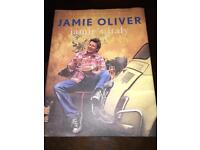 Jamie Oliver - Jamie's Italy - hardback book in new condition