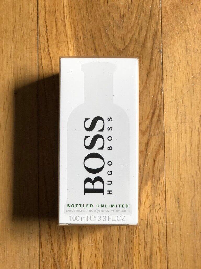 Boss Bottled Unlimited Eau De Toilette 100ml Perfume In Camden